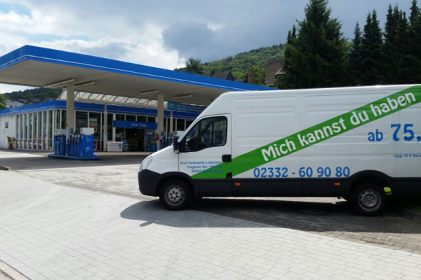 Bild 1 von Lietmann Mineralöle und Waschcenter GmbH